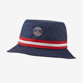巴黎圣日耳曼 印花渔夫运动帽