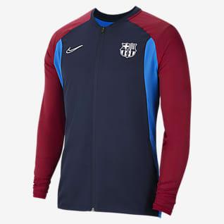 FC Barcelona Academy Herren-Fußballjacke