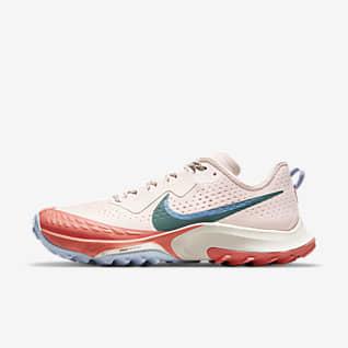 Nike Air Zoom Terra Kiger 7 Arazi Tipi Kadın Koşu Ayakkabısı
