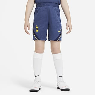 Tottenham Hotspur Strike Older Kids' Football Shorts
