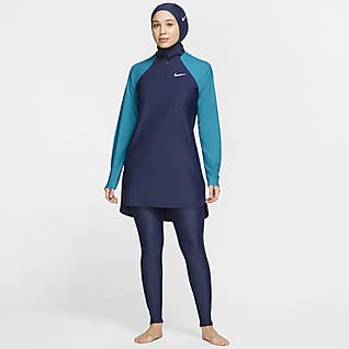 Nike Victory Women's Slim Full-Coverage Swimming Leggings
