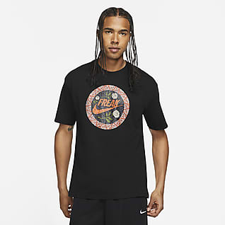 Giannis Swoosh Freak เสื้อยืด Nike Basketball ผู้ชาย