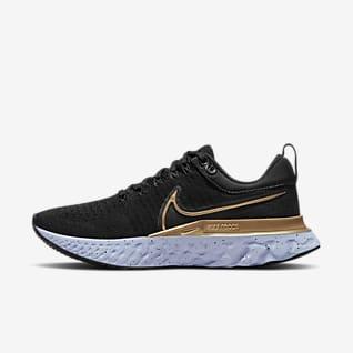 Nike React Infinity Run Flyknit 2 Hardloopschoenen voor dames (straat)