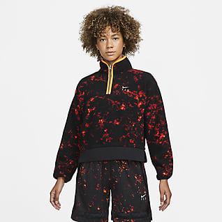 Nike Fly Women's 1/4-Zip Basketball Jacket
