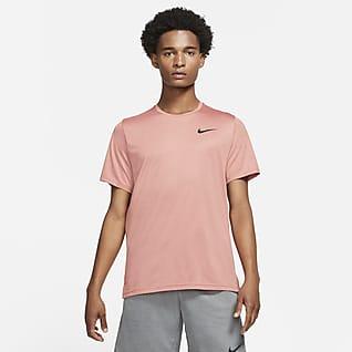 Nike Pro Dri-FIT Kortærmet overdel til mænd