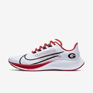 Nike College Zoom Pegasus 37 (Georgia) Running Shoe