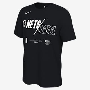 布鲁克林篮网队 Nike NBA 男子T恤