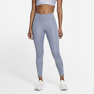 Nike Epic Faster Leggings de running de 7/8 de tiro medio para mujer