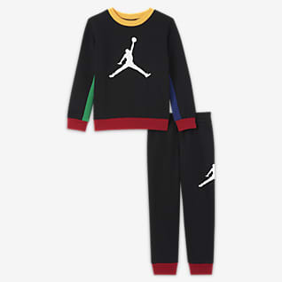 Jordan Toddler Crew and Trousers Set