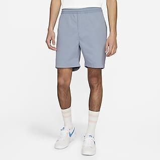 Nike SB กางเกงชิโน่สเก็ตบอร์ดขาสั้นแบบดึงสวม
