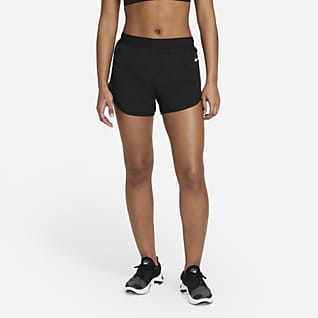 Nike Tempo Luxe Hardloopshorts voor dames (8 cm)