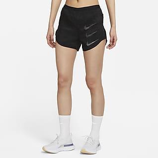 Nike Tempo Luxe Run Division 女款二合一跑步短褲