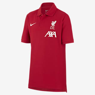 Liverpool FC Fotbalová polokošile pro větší děti