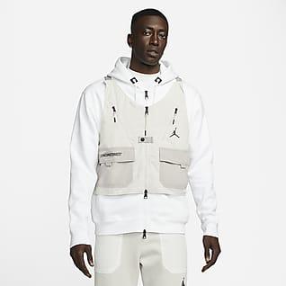 Jordan 23 Engineered Fleece-hættetrøje med lynlås i fuld længde til mænd