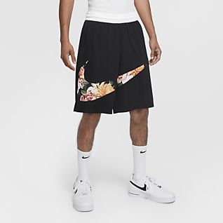 Nike Floral HBR Men's Basketball Shorts