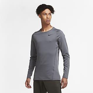 Nike Pro Warm Camiseta de manga larga para hombre