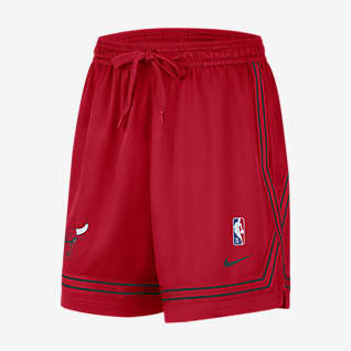 Chicago Bulls Courtside Shorts Nike NBA - Donna