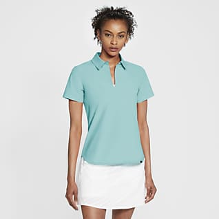 Nike Flex Ace Polo da golf - Donna