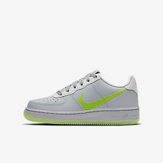 New Boys Air Force 1 Shoes.