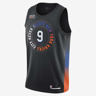 New York Knicks City Edition Camiseta Nike NBA Swingman