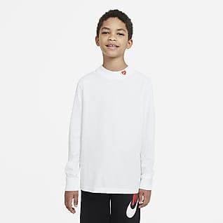 Nike Sportswear Tričko s dlouhým rukávem pro větší děti