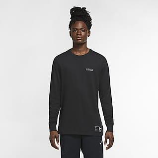 Nike Dri-FIT LeBron Basketball-Langarm-T-Shirt für Herren
