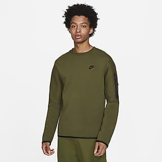 Nike Sportswear Tech Fleece Erkek Crew Üst
