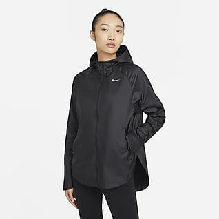 Nike Essential Run Division Damen-Laufjacke