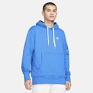 Nike Sportswear Sudadera con capucha sin cierre de French Terry para hombre
