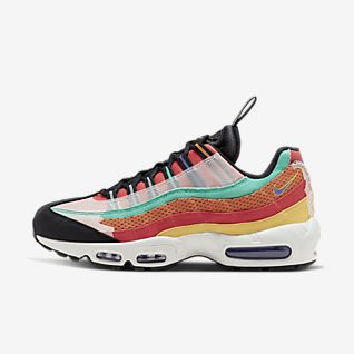nike air max 95 womens green
