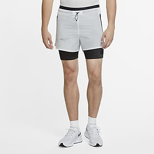 Nike Run Division Men's 3-In-1 Running Shorts