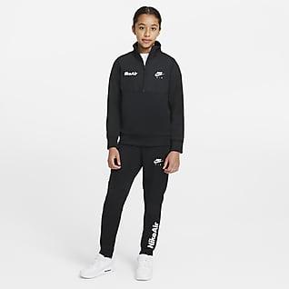 Nike Air Tracksuit til store barn