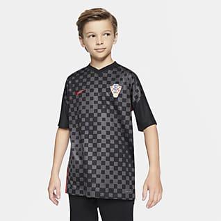 Kroatien 2020 Stadium Away Fußballtrikot für ältere Kinder