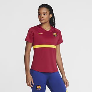 FC Barcelona Academy Pro Samarreta de màniga curta de futbol - Dona