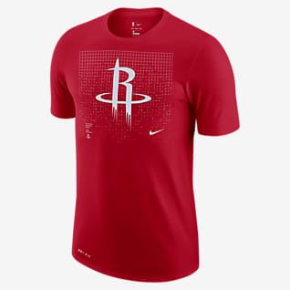 Houston Rockets Logo Grid Men's Nike Dri-FIT NBA T-Shirt