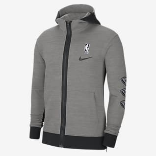 Pelicans Showtime Men's Nike Therma Flex NBA Hoodie
