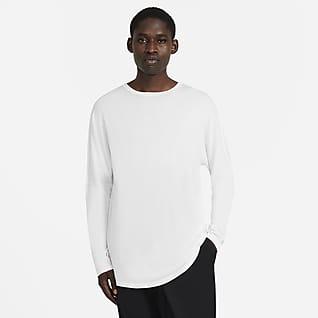 Nike ESC Langermet strikket T-skjorte til herre