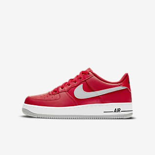 Nike Air Force 1 Low Calzado para niños talla grande