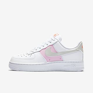 nike air force 1 donna alte beige