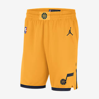 Jazz Statement Edition 2020 Men's Jordan NBA Swingman Shorts