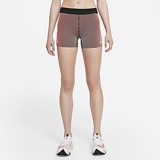 Nike AeroSwift Женские беговые шорты с плотной посадкой