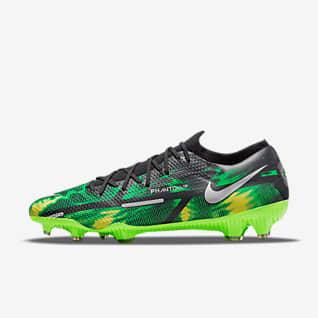 Nike Phantom GT2 Pro FG Voetbalschoenen (stevige ondergrond)