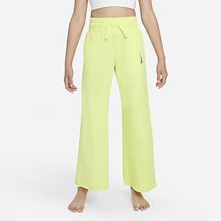 Nike Yoga Pants para niña talla grande