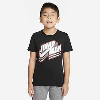 Jordan Jumpman T-shirt para criança