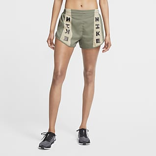 Nike Icon Clash Tempo Luxe Hardloopshorts voor dames
