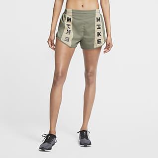 Nike Icon Clash Tempo Luxe Løpeshorts til dame