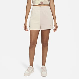 Nike Sportswear Shorts in fleece - Donna