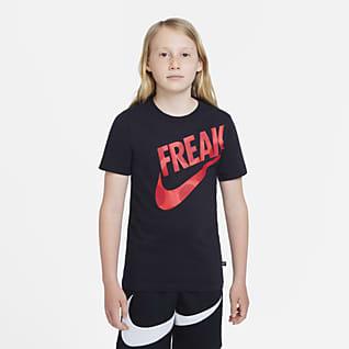 Nike Dri-FIT Giannis Tee-shirt pour Garçon plus âgé