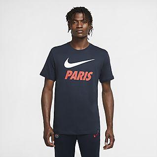 Paris Saint-Germain T-shirt de futebol para homem