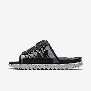 Nike Asuna Crater รองเท้าแตะผู้ชายแบบสวม